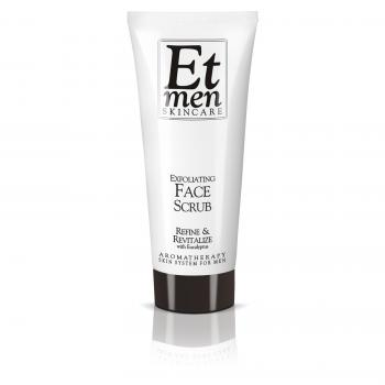 Mens Skin Care Face Scrub - 100ml